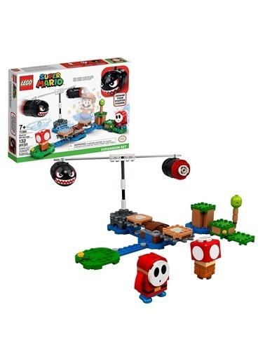 Lego Super Mario Boomer Bill Barrage Expansion Set 71366 Renkli